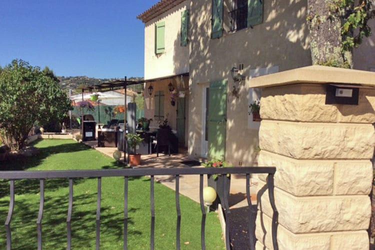 Montauroux Vakantiewoningen te huur Amandiers