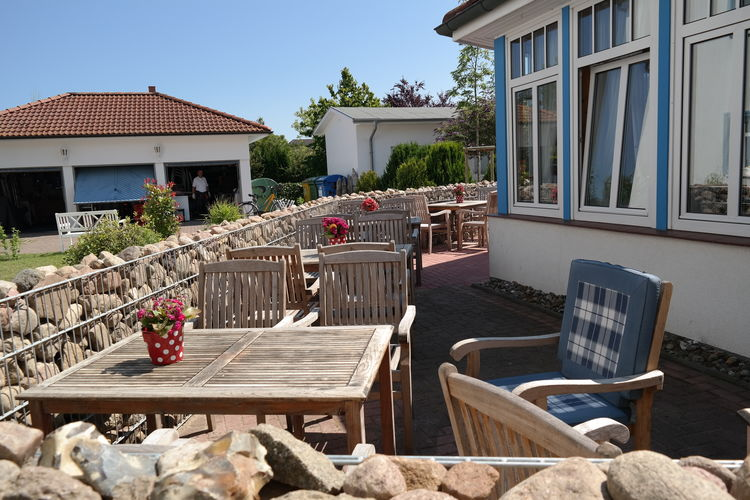 Duitsland Villas te huur Modern ingericht 2-kamer appartement dicht bij het strand