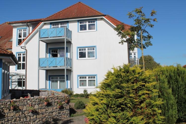 Villa    Nienhagen  Ostseewohnung mit Balkon 208