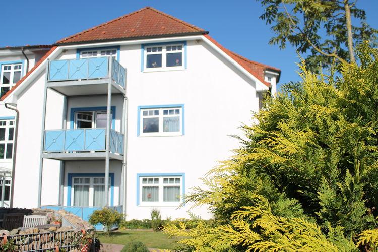Villa    Nienhagen  Sprekend ingericht appartement dicht bij het strand