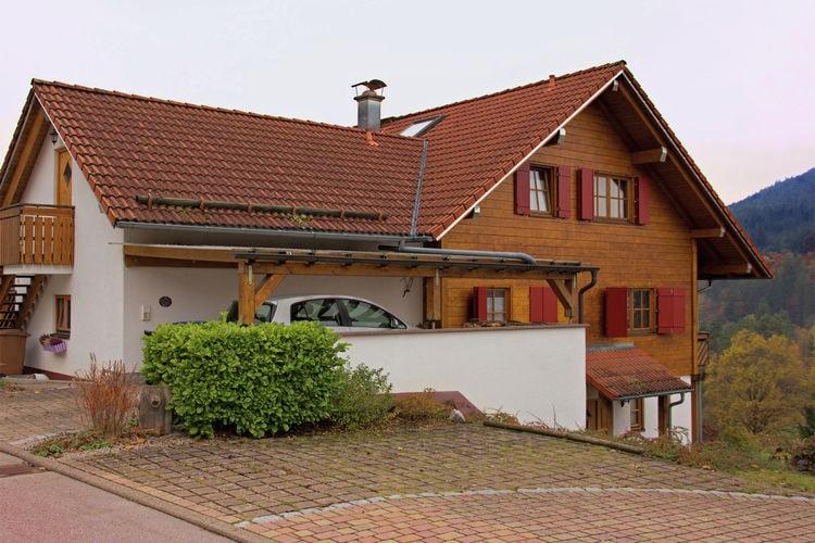 Duitsland | Baden-Wurttemberg | Appartement te huur in Baiersbronn   met wifi 2 personen