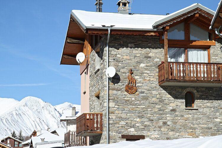 Vakantiehuizen Frankrijk | Rhone-alpes | Chalet te huur in Saint-Martin-de-Belleville   met wifi 8 personen
