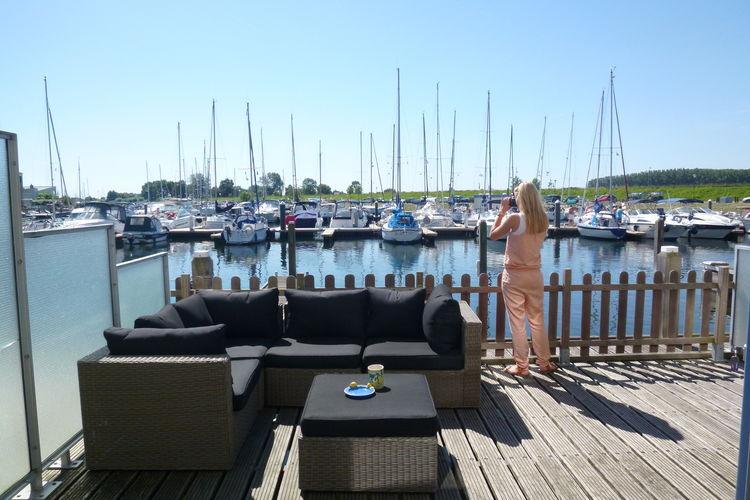 Vakantiehuizen Nederland | Zeeland | Vakantiehuis te huur in Kortgene   met wifi 8 personen