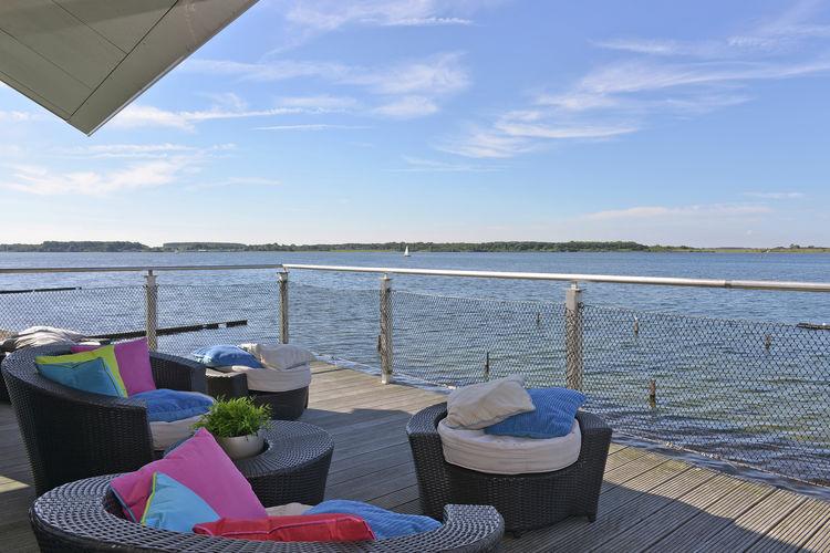 Appartement  met wifi  ZeelandPenthouse 4a - De Schotsman Watersport