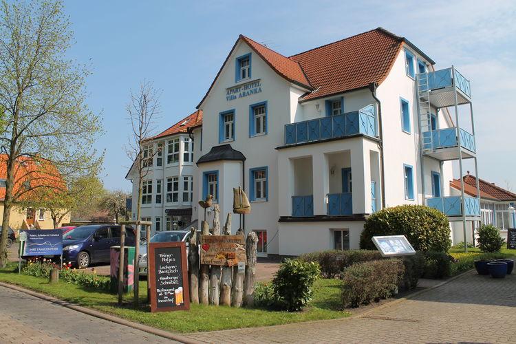 Duitsland | Ostsee | Appartement te huur in Nienhagen   met wifi 2 personen