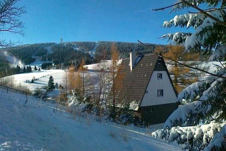 vakantiehuis Tsjechië, West-Bohemen, Loučná pod Klínovcem vakantiehuis CZ-43191-04