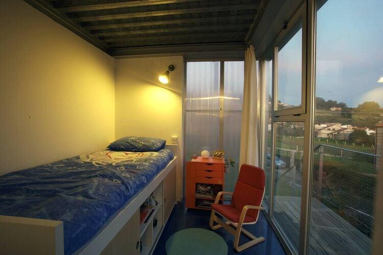 Ferienhaus Modernes Ferienhaus in Padriñán mit Meeresblick (2314606), Simes, Pontevedra, Galicien, Spanien, Bild 15