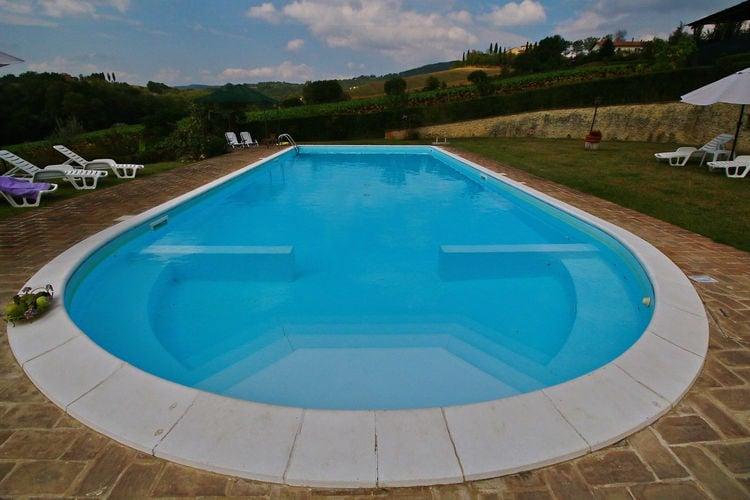 Italie | Umbrie | Boerderij te huur in Citta-di-Castello met zwembad  met wifi 3 personen