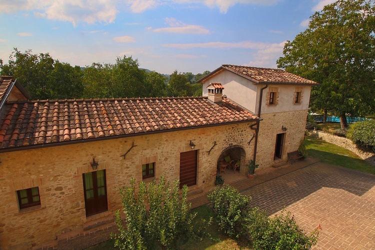 Boerderij huren in Citta-di-Castello - met zwembad  met wifi met zwembad voor 3 personen  U verblijft op het landgoed Il Vec..