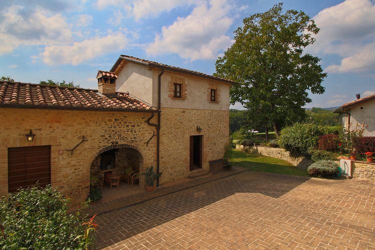 Boerderij huren in Citta-di-Castello - met zwembad  met wifi met zwembad voor 5 personen  U verblijft op een oud landgoed wa..