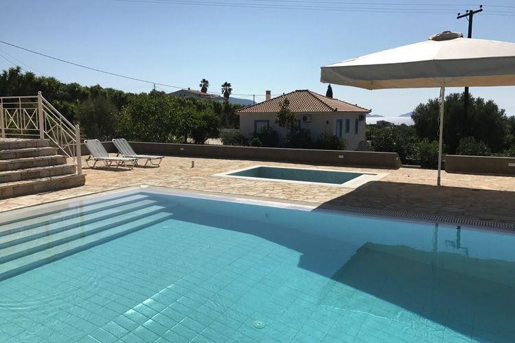 Villa Griekenland, Peloponnesos, Kamaria Villa GR-24006-09