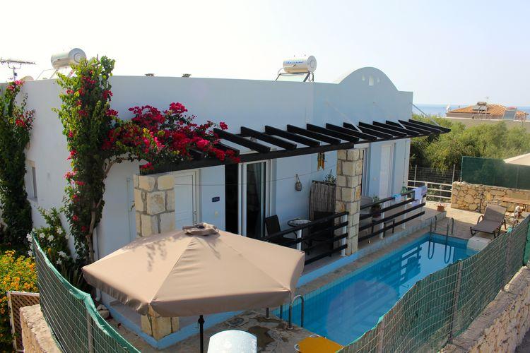 Holiday house Villa Sofia (2293205), Rethymno, Crete North Coast, Crete, Greece, picture 1