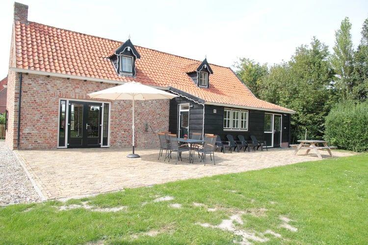 vakantiehuis Nederland, Zeeland, Koudekerke vakantiehuis NL-4371-14