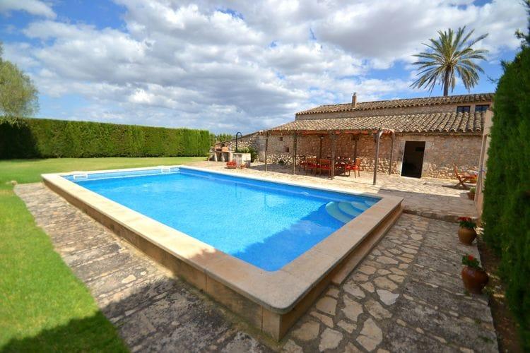 vakantiehuis Spanje, Mallorca, Villafranca de Bonany vakantiehuis ES-00028-28