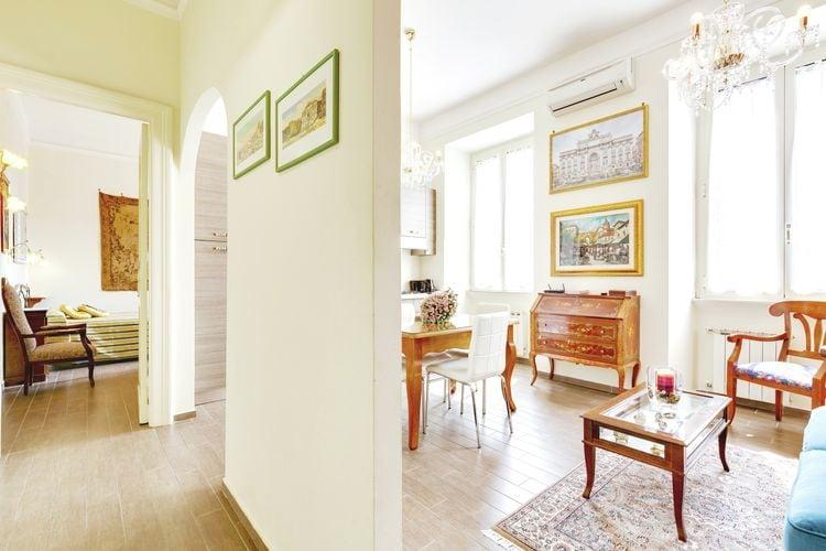 Lazio Vakantiewoningen te huur Elegant appartement in het hart van Rome dichtbij het Vaticaan