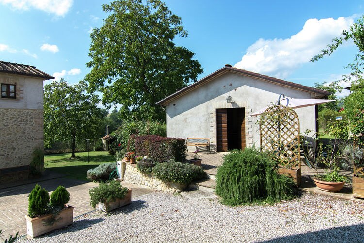Vakantiewoning huren in Citta-di-Castello - met zwembad  met wifi met zwembad voor 4 personen  U verblijft op een oud landgoed wa..