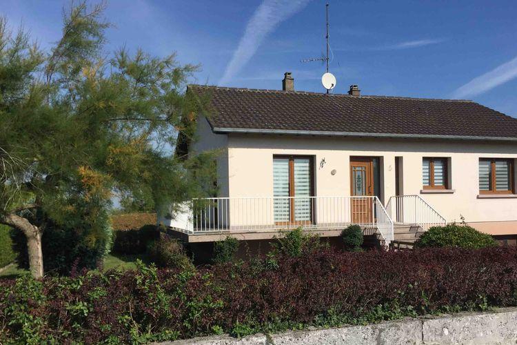 Frankrijk | Vogezen | Vakantiehuis te huur in Niderviller   met wifi 4 personen
