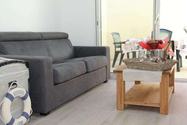 Frankrijk | Cote-Atlantique | Vakantiehuis te huur in Rochefort   met wifi 2 personen