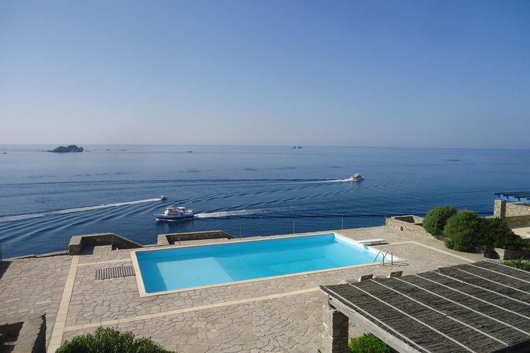 Villa Griekenland, Centraal Griekenland, Eiland Paros Villa GR-84400-01