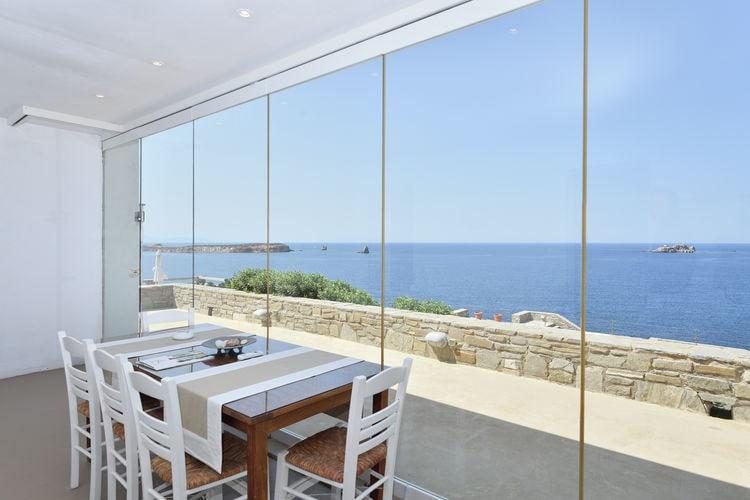 Griekenland | Centraal-Griekenland | Villa te huur in Eiland-Paros met zwembad  met wifi 2 personen