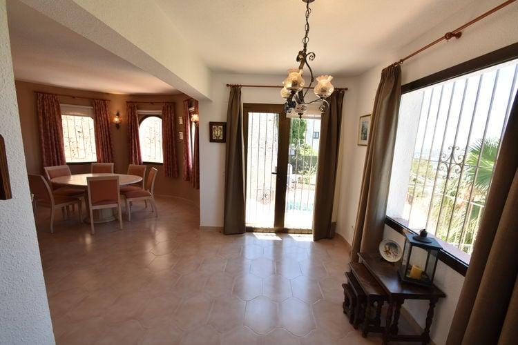 Villa Spanje, Costa Blanca, Benitachell Villa ES-00028-48