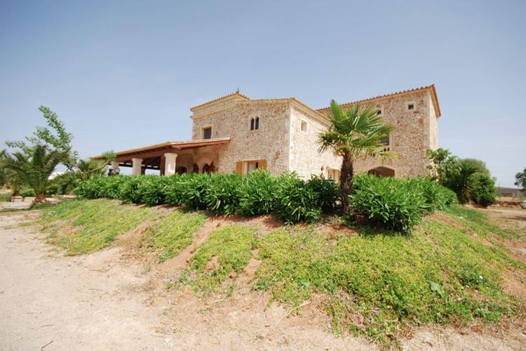 vakantiehuis Spanje, Mallorca, Campos vakantiehuis ES-00028-59