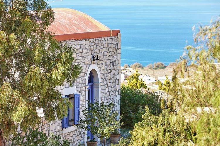 Villa met zwembad met wifi  kretaOrelia Cretan Villa II 4 persons