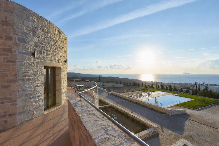 Villa Griekenland, kreta, Kamilari Villa GR-70200-06