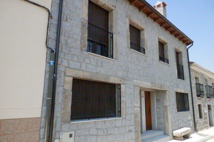 Castilla Y Leon Vakantiewoningen te huur Charmante dorpswoning in rustige omgeving nabij Ávila