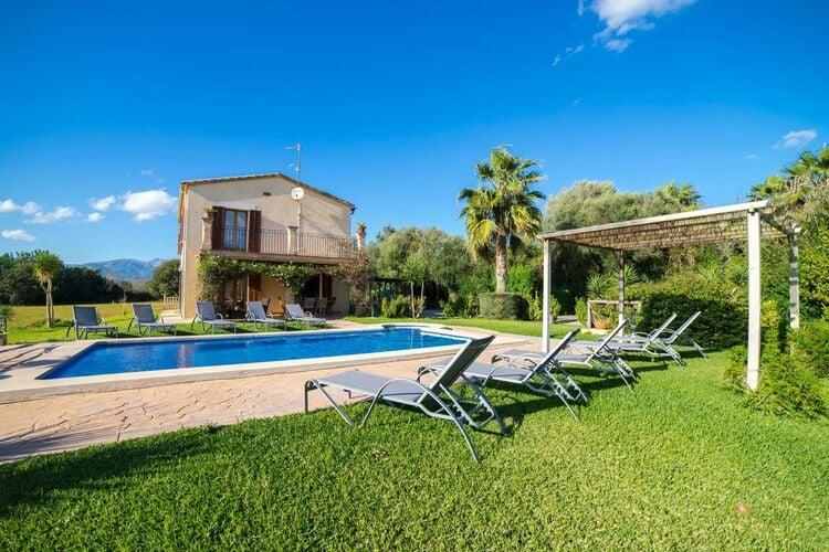 vakantiehuis Spanje, Mallorca, Inca vakantiehuis ES-00028-89
