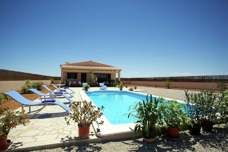 vakantiehuis Spanje, Mallorca, Campanet vakantiehuis ES-00028-90