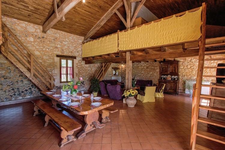 vakantiehuis Frankrijk, Dordogne, Biron vakantiehuis FR-00018-33