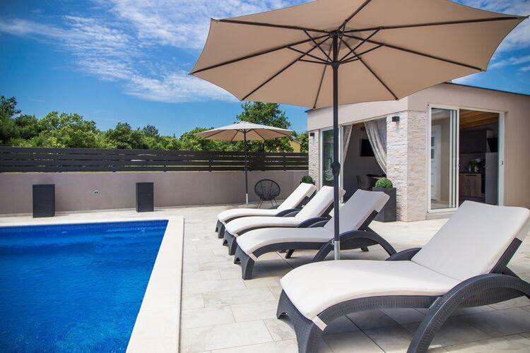 Villa Kroatië, Istrie, Labin Villa HR-52220-41