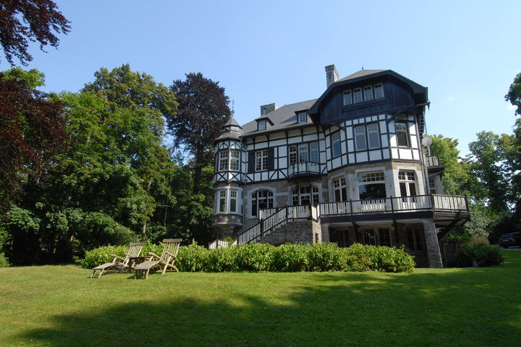 Villas Belgie | Luik | Villa te huur in Spa   met wifi 27 personen