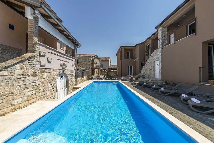 Appartement Kroatië, Istrie, Tar Appartement HR-52465-39