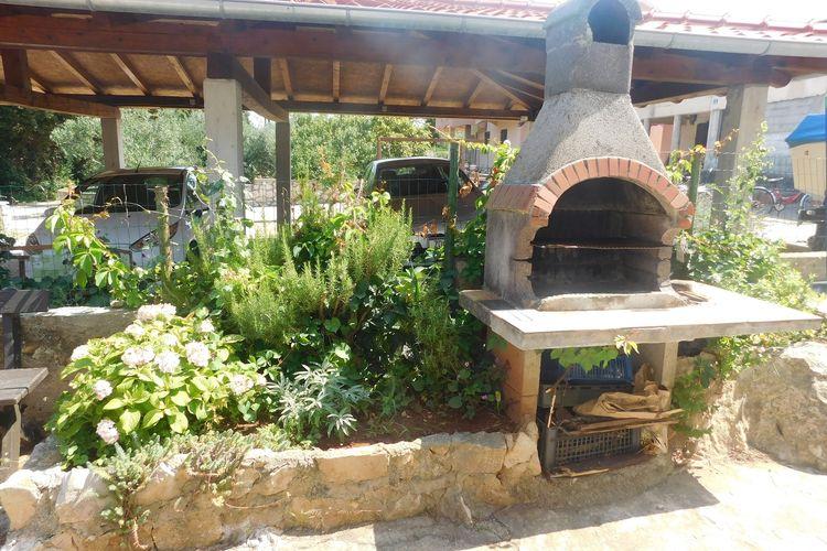 vakantiehuis Kroatië, eld, Muline vakantiehuis HR-23275-01
