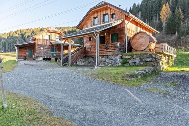 vakantiehuis Oostenrijk, Steiermark, Sankt Georgen ob Murau vakantiehuis AT-8861-106