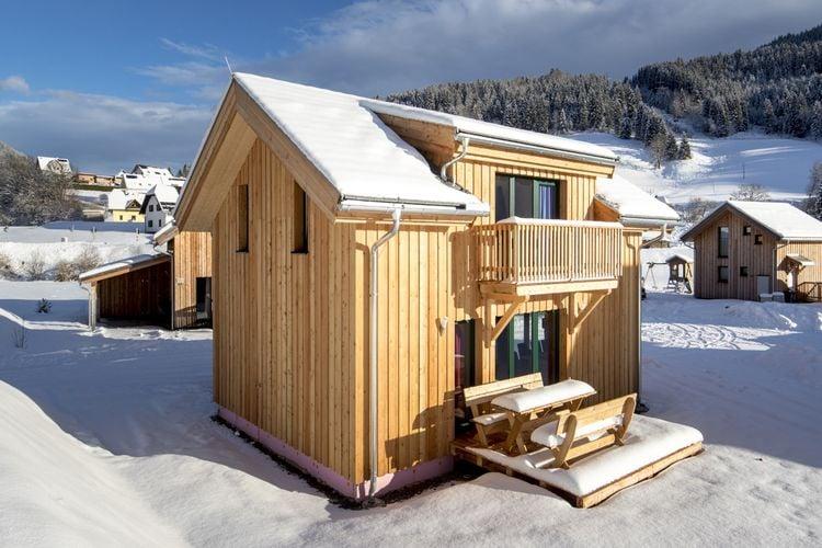 Chalet Oostenrijk, Steiermark, Murau Chalet AT-8850-28
