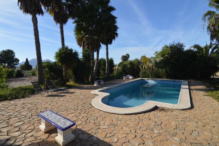 Villa Spanje, Costa Blanca, Catral Villa ES-00029-11