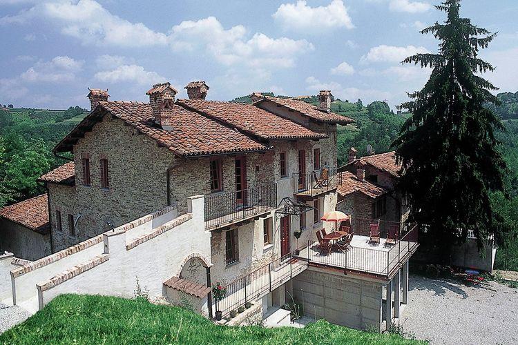 Vakantiewoning Italië, Piemonte, Bastia Mondovì vakantiewoning IT-12060-16