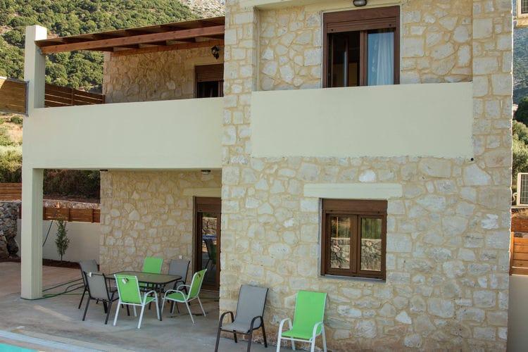 Villa Griekenland, kreta, Bali Villa GR-74057-07