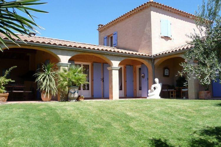 Villa met zwembad met wifi  Roquemaure  Idyllische villa temidden van de wijngaarden in de Languedoc-Roussillon