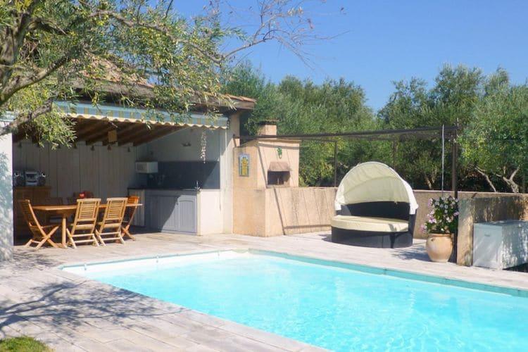 Villa frankrijk, Languedoc-roussillon, Roquemaure Villa FR-30150-16