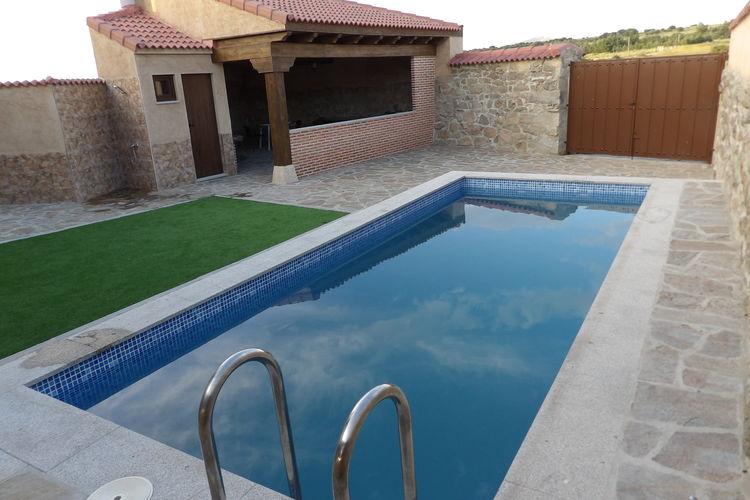 vakantiehuis Spanje, Castilla Y Leon, Bernuy Salinero, Ávila vakantiehuis ES-00029-18