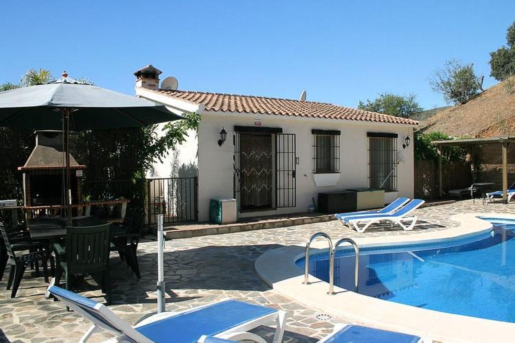 Villa met zwembad met wifi  Coín  Finca Tranquila