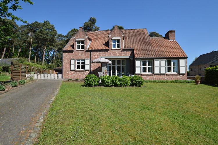 Villa  met wifi  Kasterlee  Sfeervol landhuis op slechts enkele min. van Bobbejaanland en De Kabouterberg