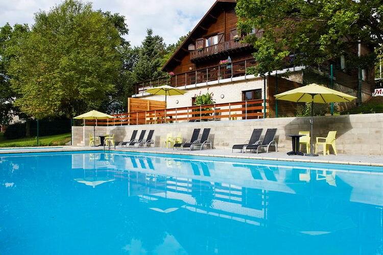 Bungalow met zwembad met wifi  WaulsortLa Grande Char