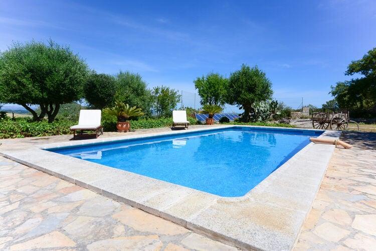 vakantiehuis Spanje, Mallorca, Sant Joan, Illes Balears vakantiehuis ES-00029-43