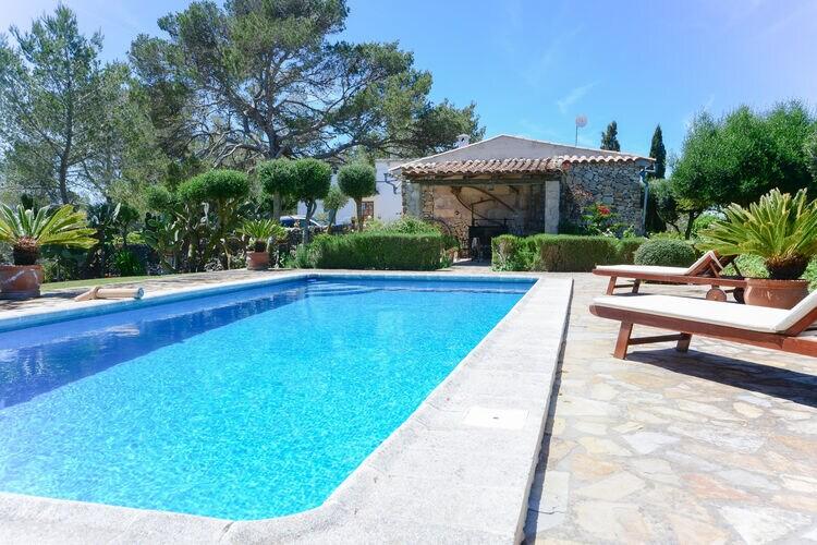 Vakantiehuizen Sant-Joan-Illes-Balears te huur Sant-Joan,-Illes-Balears- ES-00029-43 met zwembad  met wifi te huur