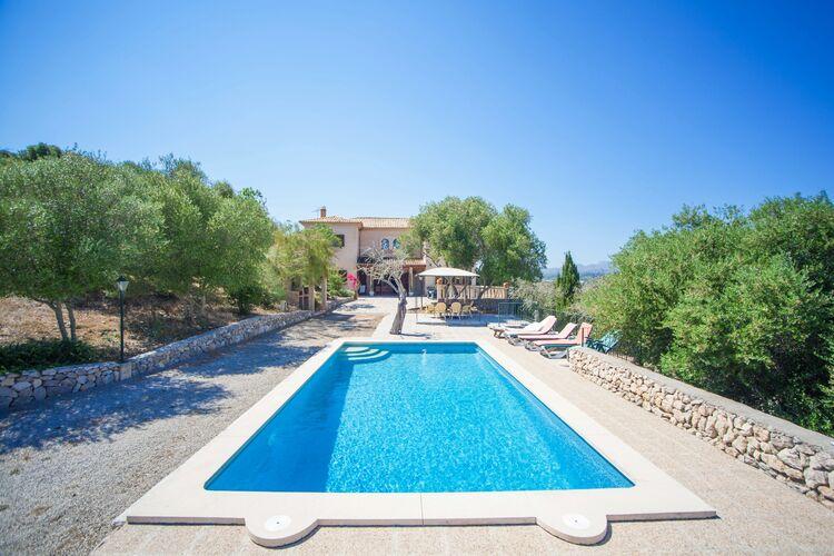 Vakantiehuizen Arta-Illes-Balears te huur Arta,-Illes-Balears- ES-00029-46 met zwembad  met wifi te huur